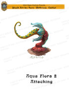 CSC Stock Art Presents: Aqua Flora 2 Attacking