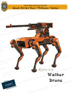CSC Stock Art Presents: Walker Drone