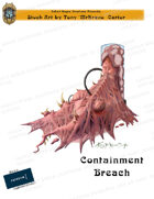CSC Stock Art Presents: Containment Breach