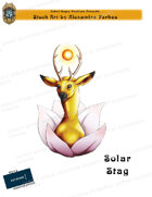 CSC Stock Art Presents: Solar Stag