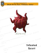 CSC Stock Art Presents: Infested Heart