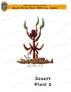 CSC Stock Art Presents: Desert Plant 5