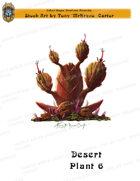 CSC Stock Art Presents: Desert Plant 6