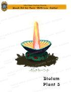 CSC Stock Art Presents: Bioluminescent Plant 5