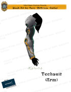 CSC Stock Art Presents: Techsuit (Arm)