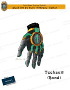 CSC Stock Art Presents: Techsuit (Hand)