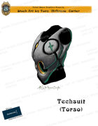 CSC Stock Art Presents: Techsuit (Torso)