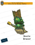 CSC Stock Art Presents: Beetle Bracer