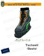 CSC Stock Art Presents: Techsuit (Boots)