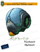 CSC Stock Art Presents: Techsuit (Helmet)