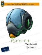 CSC Stock Art Presents: Techsuit (Helmet)