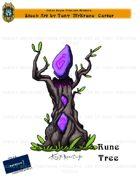 CSC Stock Art Presents: Rune Tree