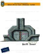 CSC Stock Art Presents: Scifi Door 3