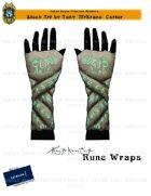CSC Stock Art Presents: Rune Wraps