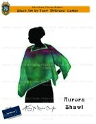 CSC Stock Art Presents: Aurora Shawl