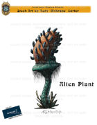 CSC Stock Art Presents: Alien Plant