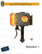 CSC Stock Art Presents: Hammer 1