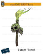 CSC Stock Art Presents: Totem Torch
