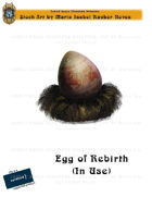 CSC Stock Art Presents: Egg of Rebirth (In Use)