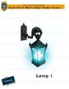 CSC Stock Art Presents: Lamp 1