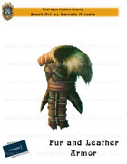 CSC Stock Art Presents: Fur and Leather Armor