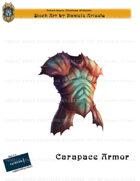CSC Stock Art Presents: Carapace Armor