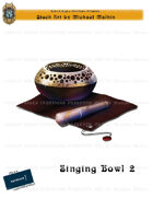 CSC Stock Art Presents: Singing Bowl 3