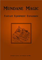 Timeless: Mundane Magic