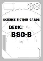 SciFi Cards (Blank) - BSG-B