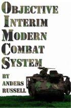 Objective Interim Modern Combat System