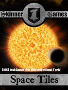 Skinner Games - Space Tiles