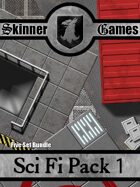 Skinner Games - Sci-Fi Decking Mega Pack I [BUNDLE]