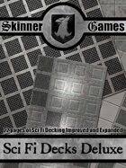 Skinner Games - Deluxe Sci-Fi Deck Pack