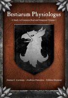 Skinner Games - Bestiarum Physiologus