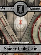 Skinner Games - The Spider Cult Lair
