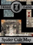 Skinner Games - The Spider Cult Lair Map