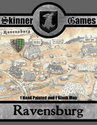 Skinner Games - Ravensburg Map