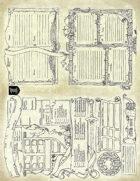 Skinner Games - Character Sheet