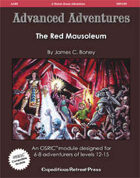 Advanced Adventures #2: The Red Mausoleum