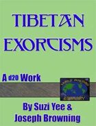 World Building Library: Tibetan Exorcisms