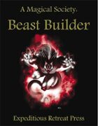 A Magical Society: Beast Builder