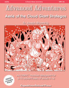 Advanced Adventures #36: Aerie of the Cloud Giant Strategos