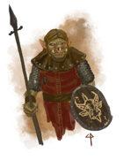 Pozas Prime: Old School Orc