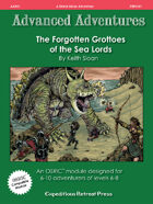 Advanced Adventures #41: The Forgotten Grottoes of the Sea Lords