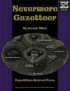 Lands of Nevermore: Gazetteer