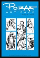 Pozas Art Pack Fantasy vol. 1: Heroes