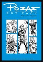 Pozas Art Pack Fantasy vol. 2: Hobgoblins