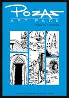 Pozas Art Pack Fantasy vol. 7: Entrances
