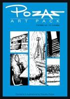 Pozas Art Pack: Fantasy vol. 10-Locales