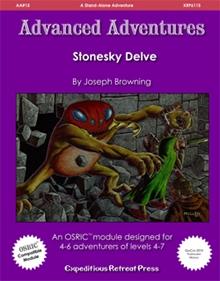 Advanced Adventures #15: Stonesky Delve